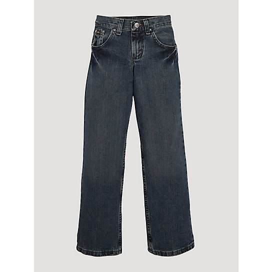 Boy's Wrangler® 20X® No. 33 Extreme Relaxed Fit Jean (4-7)