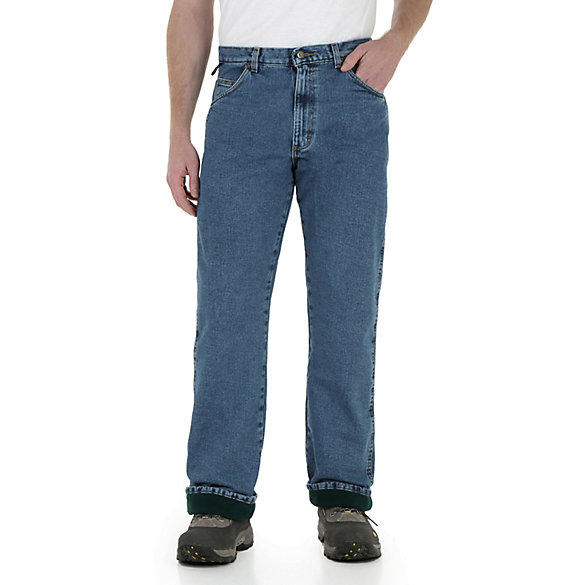 Wrangler Rugged Wear®  Mens' Fleece Jeans
