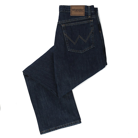 Men's Rugged Wear® Flannel Lined Jean