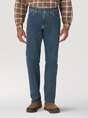 Wrangler Rugged Wear® Performance Series Relaxed Fit Jean
