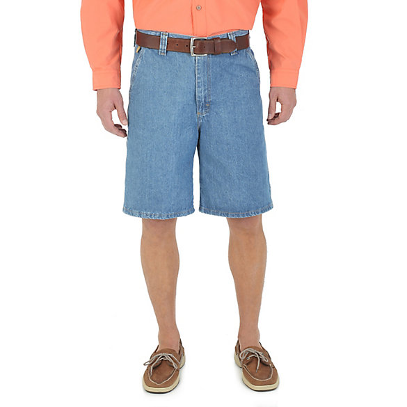 Wrangler Rugged Wear® Flat Front Angler Short
