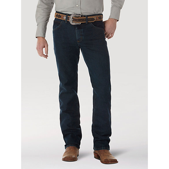 Premium Performance Advanced Comfort Cowboy Cut® Slim Fit Jean