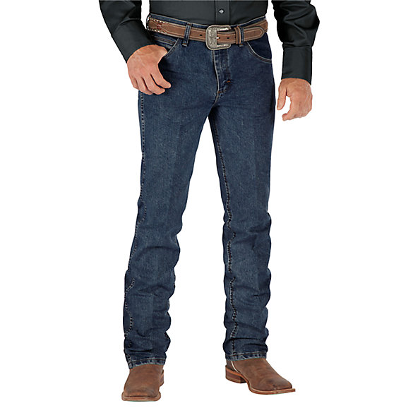 Premium Performance Cool Vantage™ Cowboy Cut® Slim Fit Jean (Big & Tall  Sizes)