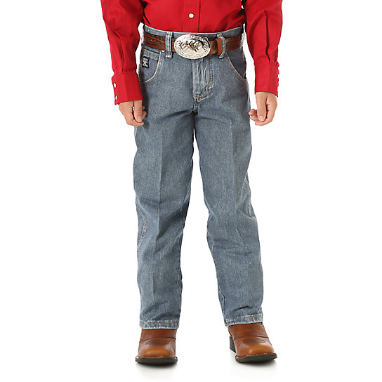 Wrangler® 20X® No. 38 Extreme Carpenter Jean - Boys (8-16)