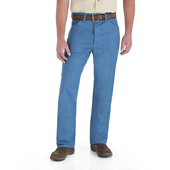Wrangler Rugged Wear® Stretch Jean - Light Blue (Big Sizes)