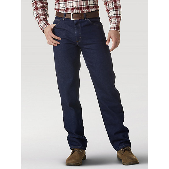 wrangler rugged wear® classic fit jean | mens jeans by wrangler®
