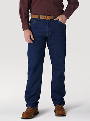 Wrangler® RIGGS Workwear® Quilted Lined Five Pocket Jean