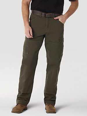 58 x 32 NWT 3W060BR WRANGLER Riggs Workwear Ranger Relaxed RipStop Pant