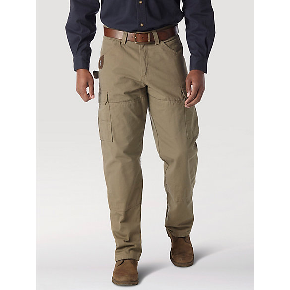 Wrangler RIGGS WORKWEAR® Lined Ripstop Ranger Pant (Big Sizes)