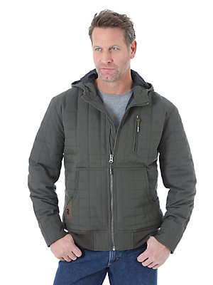 Wrangler® RIGGS Workwear® Hooded Tradesman Jacket