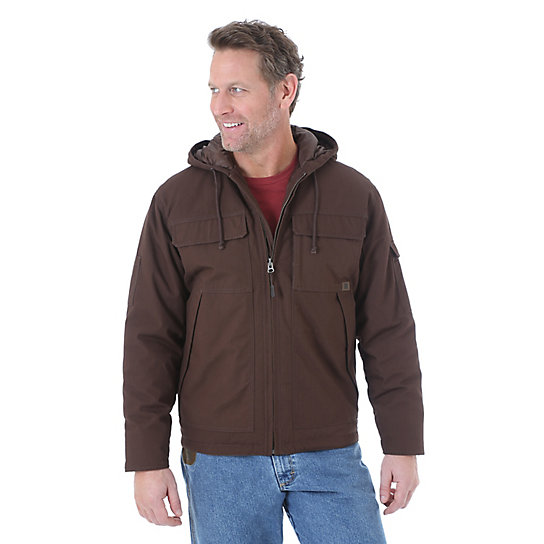 Wrangler® RIGGS Workwear® Hooded Ranger Jacket