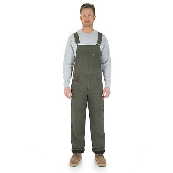 Wrangler® RIGGS Workwear® Ripstop Thermal Lined Bib Overall
