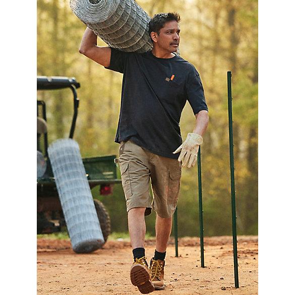 Wrangler® RIGGS Workwear® Ripstop Ranger Cargo Short | Mens Shorts ...