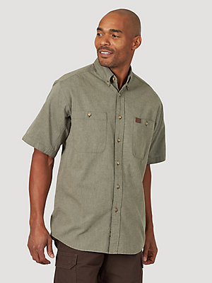 Wrangler® RIGGS Workwear® Chambray Work Shirt