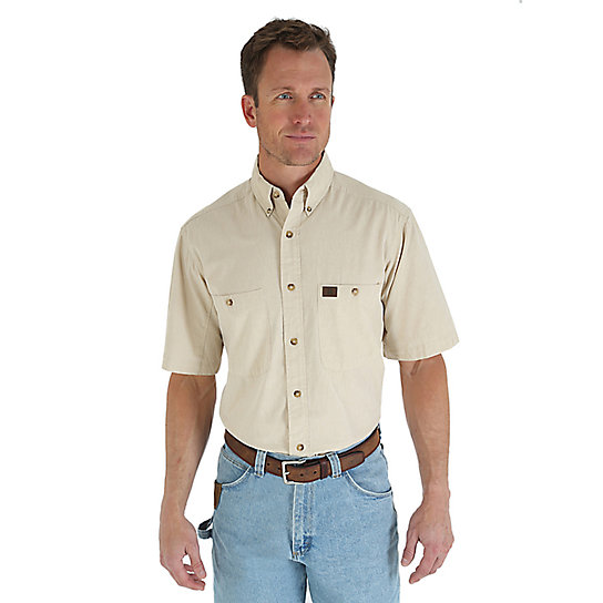 Cowboy cut firm finish long sleeve western snap solid for Tall mens work shirts