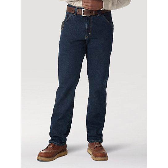 Wrangler® RIGGS Workwear® Advanced Comfort Five Pocket Jean (Big & Tall Sizes)