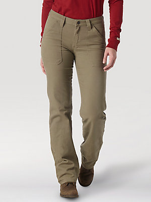 Women's Wrangler® RIGGS Workwear® Advanced Comfort Work Pant