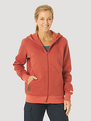 Women's Wrangler® RIGGS Workwear® Full Zip Work Hoodie