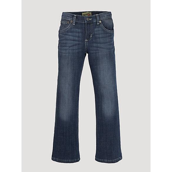 d9b27698 Boy's Wrangler® 20X® Vintage Bootcut Slim Fit Jean (8-16) | Boys ...