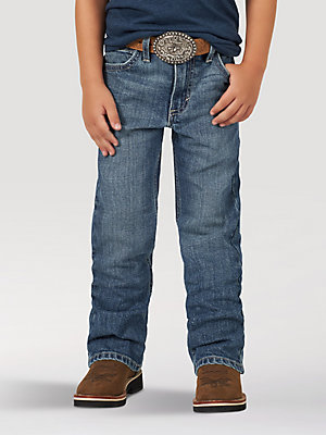 Toddler Boys Wrangler® 20X® Vintage Bootcut Slim Fit Jean