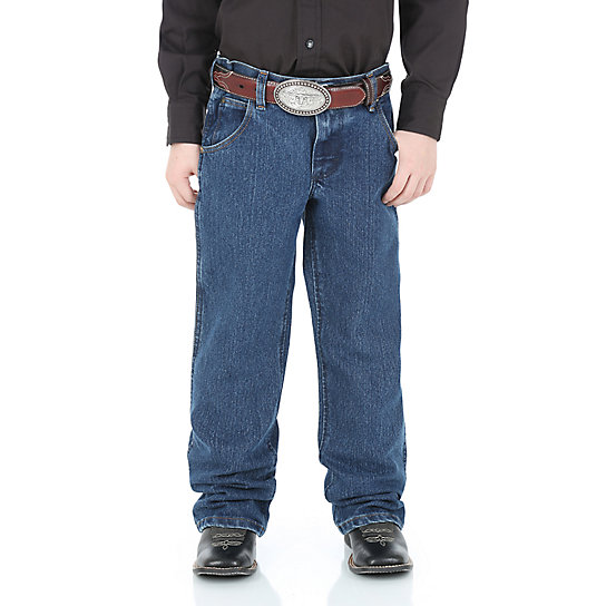 Boy's Wrangler® Advanced Comfort (4-7)