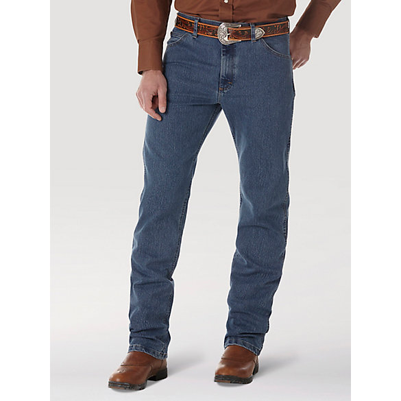 Premium Performance Advanced Comfort Cowboy Cut® Regular Fit Jean (Big & Tall Sizes)