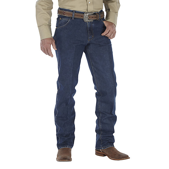 Premium Performance Cool Vantage™ Cowboy Cut® Regular Fit Jean (Big & Tall Sizes)