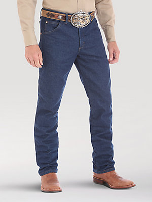 Premium Performance Cowboy Cut® Regular Fit Jean - Flannel Lined