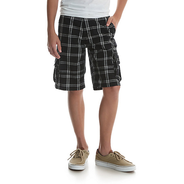 Boy's Flex Waistband Performance Cargo Short (8-18)