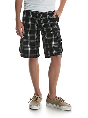 Boy's Flex Waistband Performance Cargo Short (Husky)