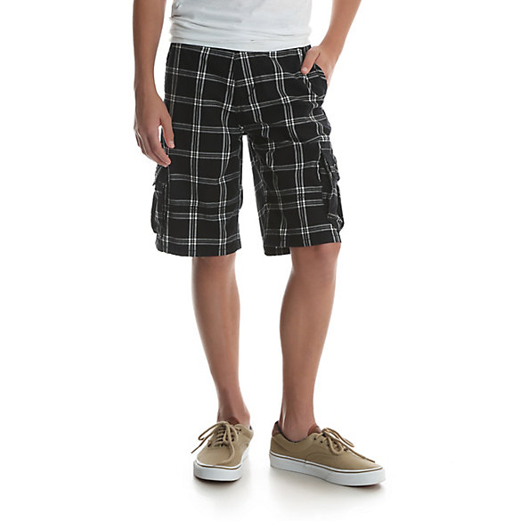 Boy's Flex Waistband Performance Cargo Short (4-7)