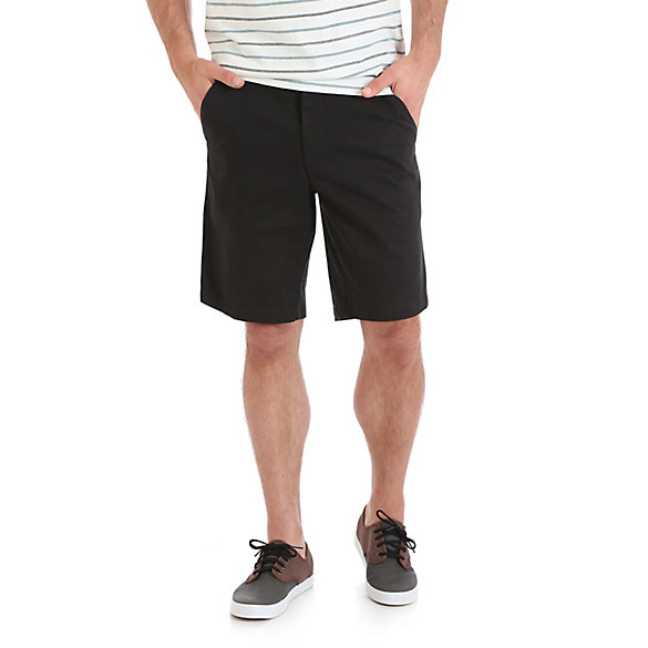 Men's Flat Front Shorts with 4-Way Flex (Extended Sizes)
