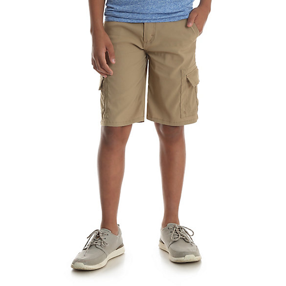 86128aff1c Boy's Outdoor Cargo Short with Zip Pocket (8-16) | Boys Shorts by ...