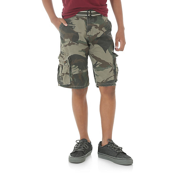 Boy's Fashion Cargo Short (8-18)