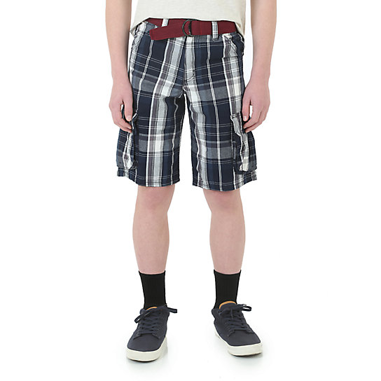 Boy's Wrangler Jeans Co.® Fashion Cargo Short  (4-7)