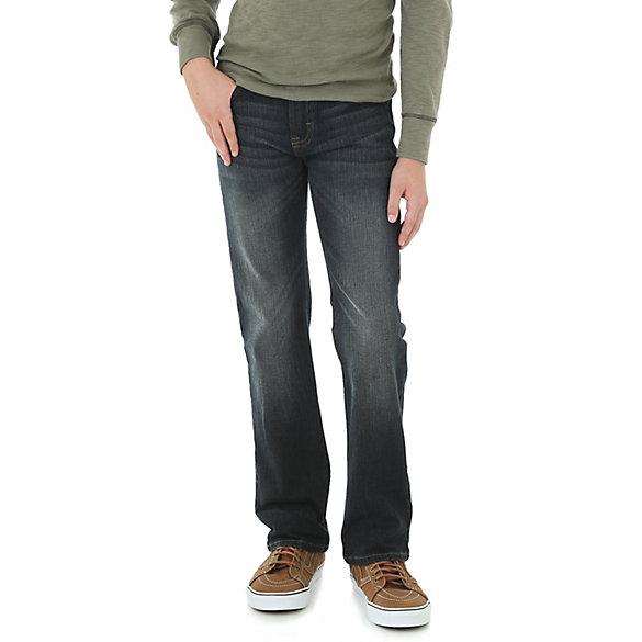 e26d8f9a1 Boy's Wrangler Premium Slim Straight Jean (8-16) | Boys Jeans and ...