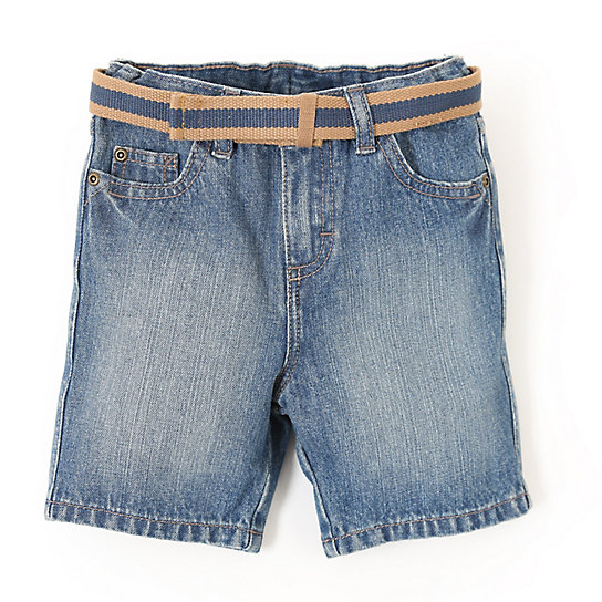 Boy's Relaxed Fit Short (2T-5T)
