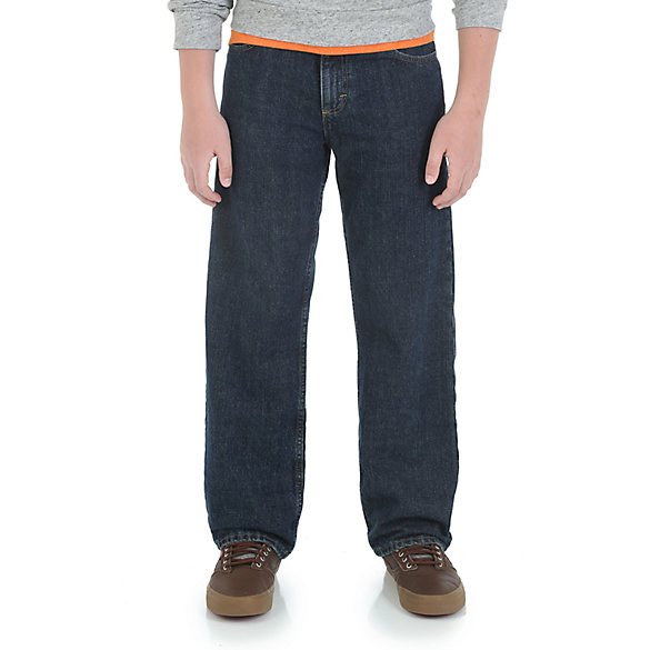 Boy's Wrangler® Five Star Loose Fit Jean (8-16)