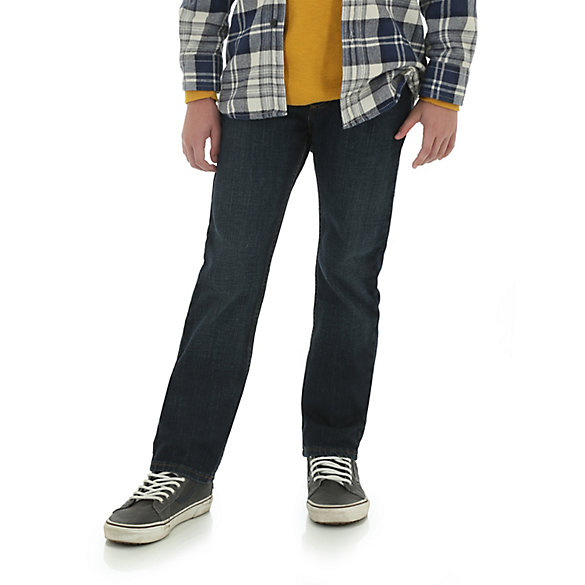 f45b0e32f Boy's Advanced Comfort Slim Fit Jean (8-16) | Wrangler