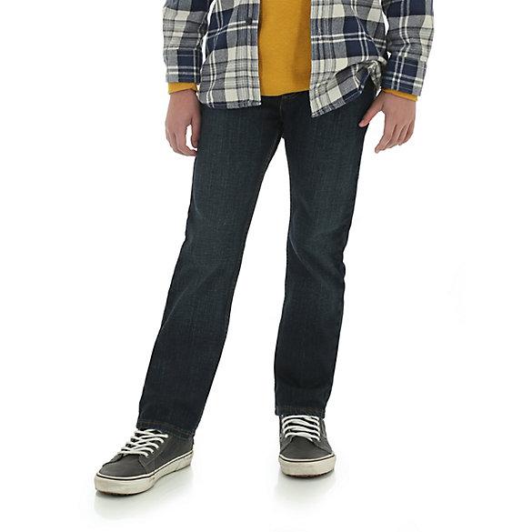 0d169465 Boy's Advanced Comfort Slim Fit Jean (Husky) | Wrangler