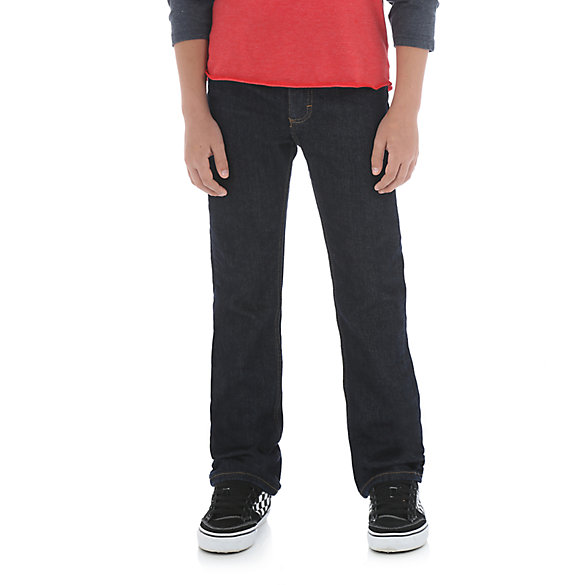 Boy's Slim Straight Jean (4-7)