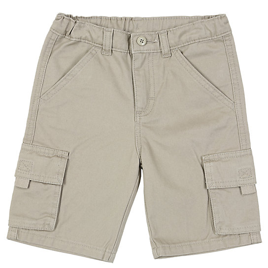 Boy's Wrangler Jeans Co.® Cargo Short (2T-5T)