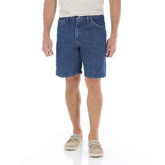 Wrangler® 5-pocket Relaxed Denim Short (Extended Sizes)