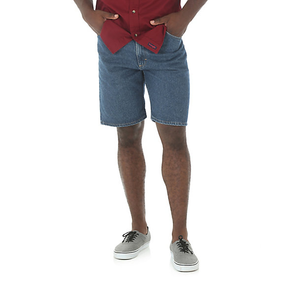 Wrangler® 5-pocket Relaxed Denim Short