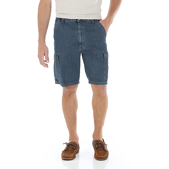 Wrangler®  Denim Cargo Short