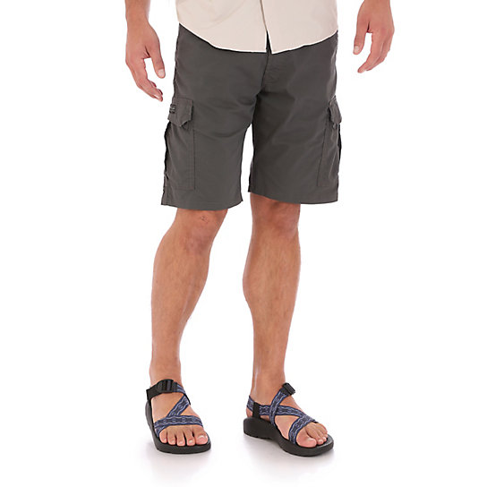 Men's Cargo Short with Performance Waistband (Extended Sizes)
