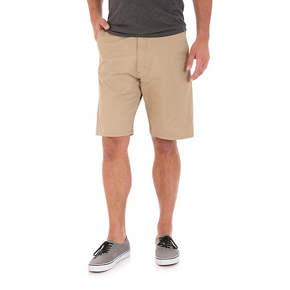 Wrangler® Flat Front Short (Extended Sizes) | Mens Shorts by Wrangler®