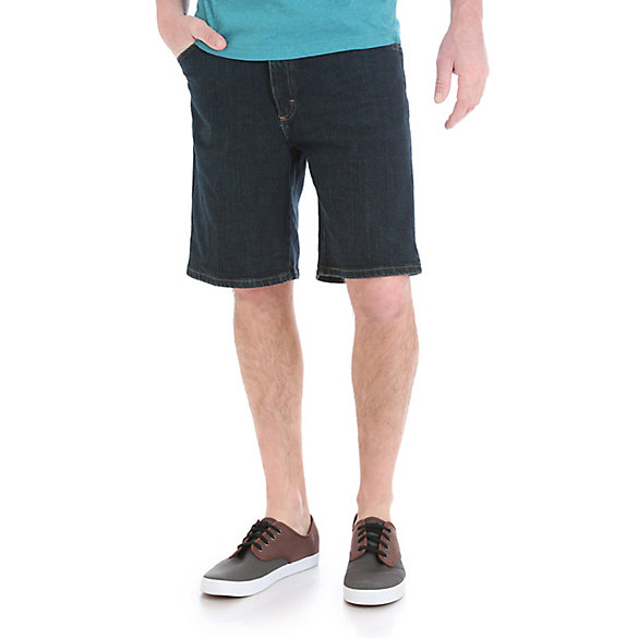 Men's Five Pocket Flex Waistband Denim Short