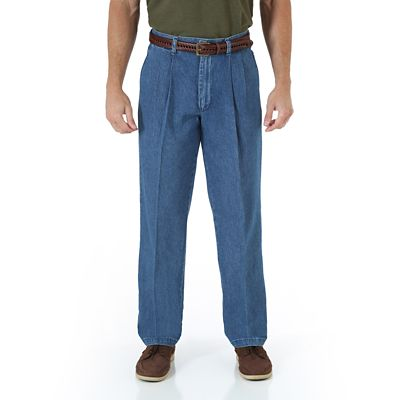 Timber Creek By Wrangler 174 Dress Denim Mens Pants By