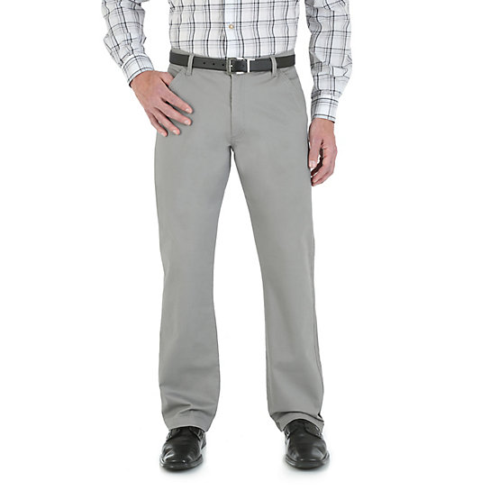 Wrangler® Advanced Comfort Soft Khaki Pant